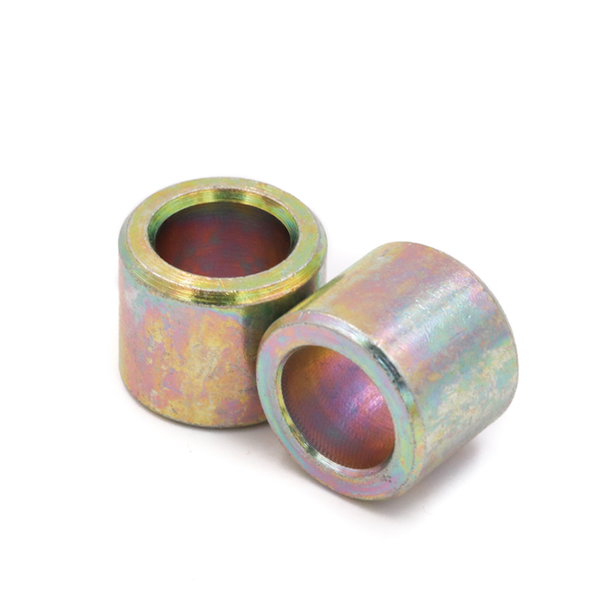 Color Zn Coating Anistropic Ring Neodymium Magnet N48