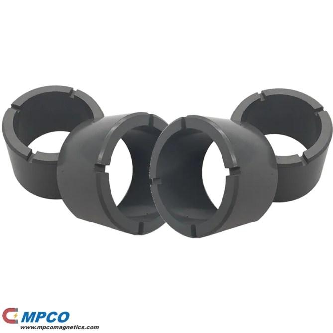 Ferrite Permanent Ring Magnets for DC Motor