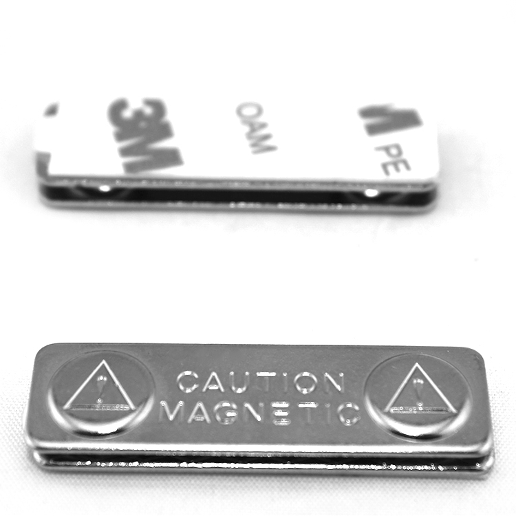 ID Cards Name Tags Magnetic Badge Fastener