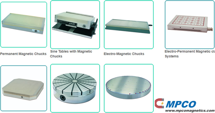 Magnetic Clamping Devices