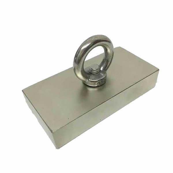 Super Strong Fishing Block Neodymium Retrieval Magnet