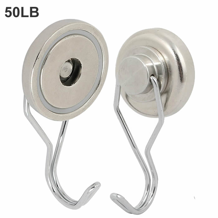 Multifunctional Super Strong Rotatable Magnetic Hook
