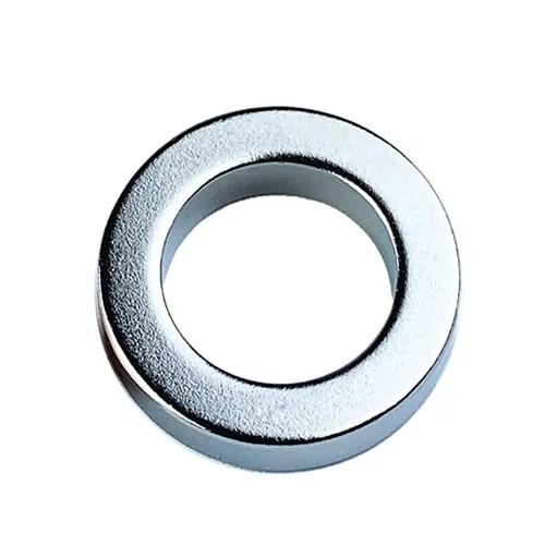 N42 Neodymium Uni-pole Radial Annular Magnets