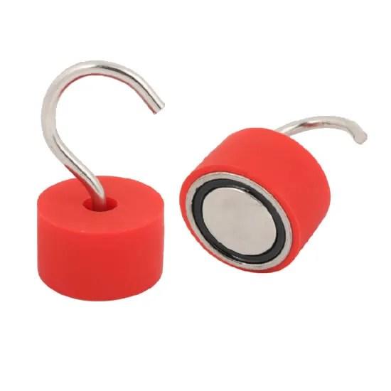Super Magnetic Hooks 45mm 110Lbs 50kg