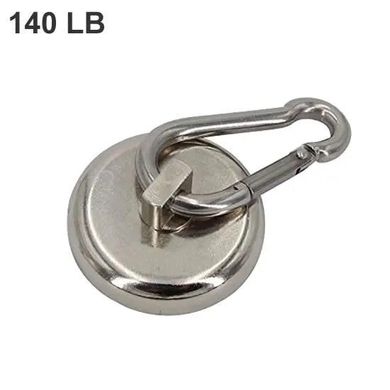 Swiveling Carabiner Hook Magnets