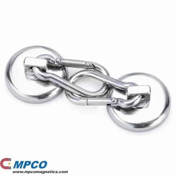 Ultimate Multipurpose Hook Carabiner Magnet Set