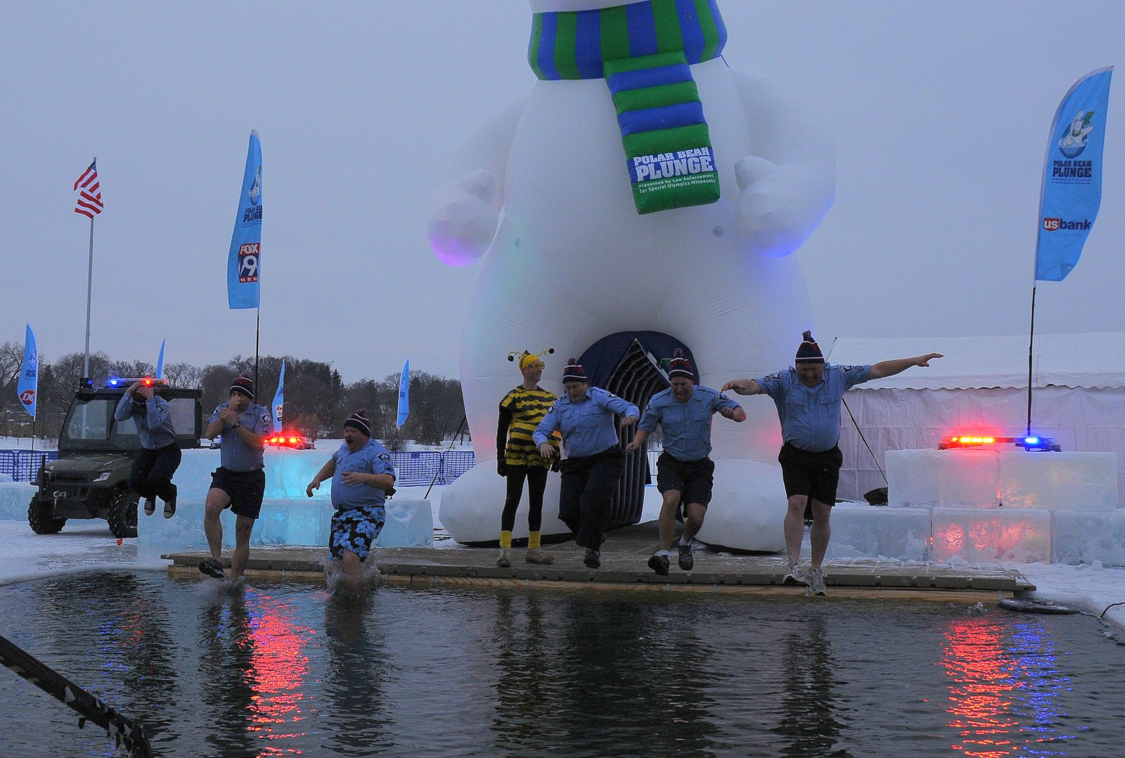 2014 Polar Bear Plunge