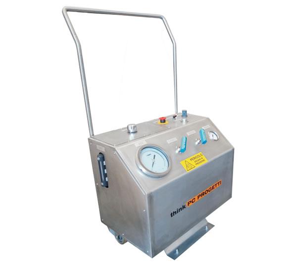 Unidad de presurización manual skmm-10 portatil