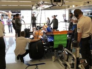 Mclaren F1 with Mazak