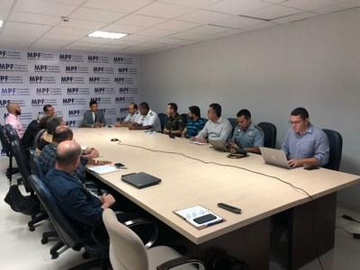 Reunião garimpo - MPF