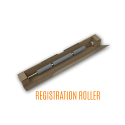 Registration Roller Upper