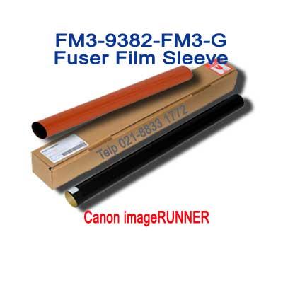 Fuser Film Sleeve