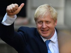 UK Prime Minister, Boris Johnson