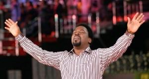 Nigerian prophet TB Joshua