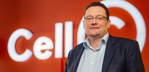 Cell C Chief Executive Officer, Douglas Craigie Stevenson
