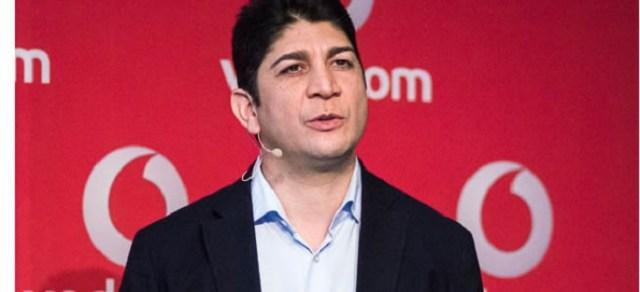 Vodacom Group Chief Executive Officer, Shameel Joosub