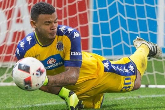 SuperSport United goalkeeper, Ronwen Williams. Photo by Dirk Kotze/Gallo Images
