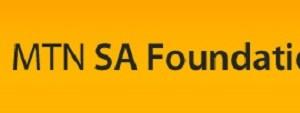 MTN SA Foundation logo