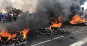 Service delivery protests. File photo