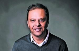 FNB Retail and Private Banking Chief Executive, Raj Makanjee
