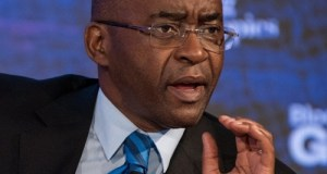 Zimbabwean billionaire, chairman and founder of Econet Group, Mr Strive Masiyiwa