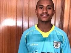 Baroka FC midfielder, Augustine Mahlonoko