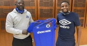 SuperSport United midfielder, Lucky Mohomi