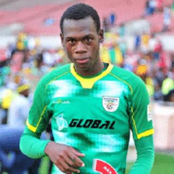 Baroka FC striker, Evidence Makgopa