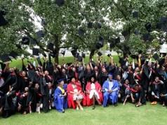 Vodacom graduation