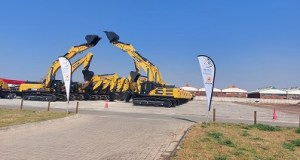 Nkwe Platinum and parent company, Zijin Mining Group have joined forces with Sany Southern Africa to provide an entry-level excavator training programme for the women