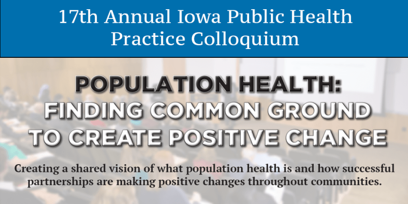 Population Health: Finding Common Ground to Create Positive Change Image