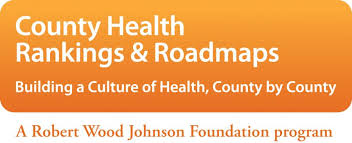 Robert Wood Johnson Foundation: County Health Rankings & Roadmaps Image
