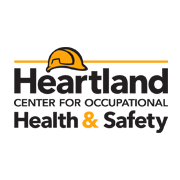 logo for Heartland Center for Occupational Health and Safety