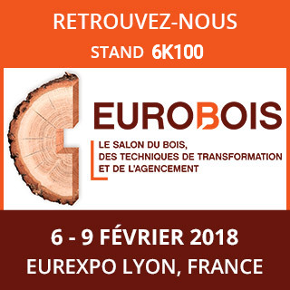 MPI France au salon EUROBOIS 2018