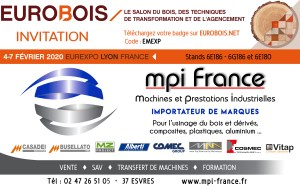 MPI France EUROBOIS 2020