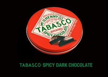 TABASCO SPICY DARK CHOCOLATE