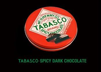 TABASCO SPICY DARK CHOCOLATE