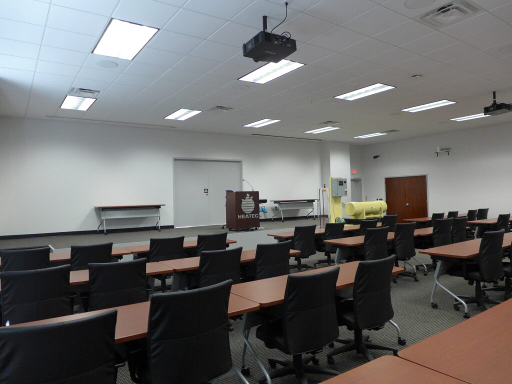 Heatec Training Building