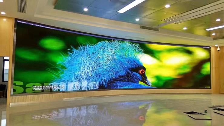 led panel screen