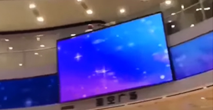 Indoor Shopping Mall LED Display