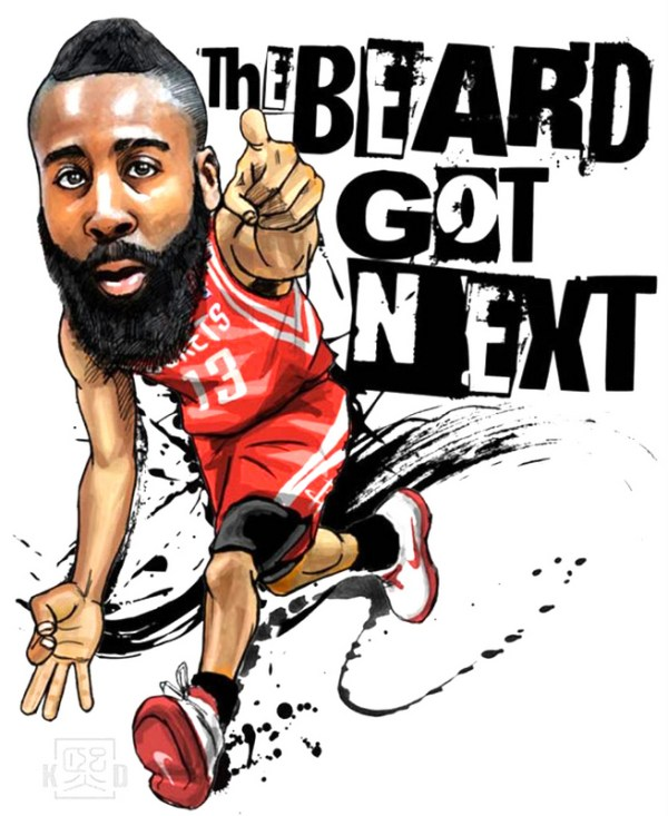 The BEARD got NEXT