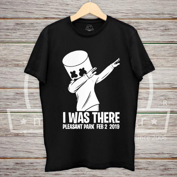 Fortnite Marshmello Tshirt Print