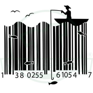 Barcode Fishing Ψάρεμα Ετικέτα
