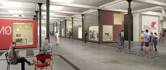 La Cité du numérique KMØ ouvrira ses portes au printemps 2018