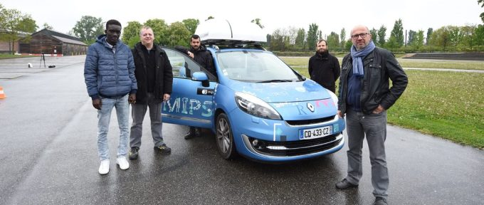 Sympha : la voiture autonome made in Mulhouse !