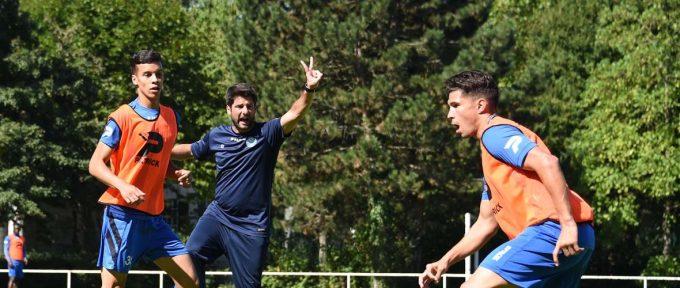 FC Mulhouse: de l'ambition, du jeu et de la grinta!