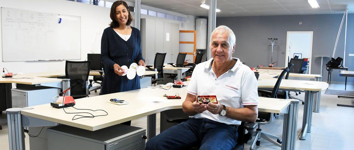 EEIJ : faire découvrir l'électronique et les sciences, dès 9 ans | M+ Mulhouse