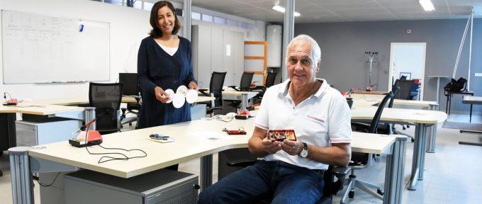 EEIJ : faire découvrir l'électronique et les sciences, dès 9 ans