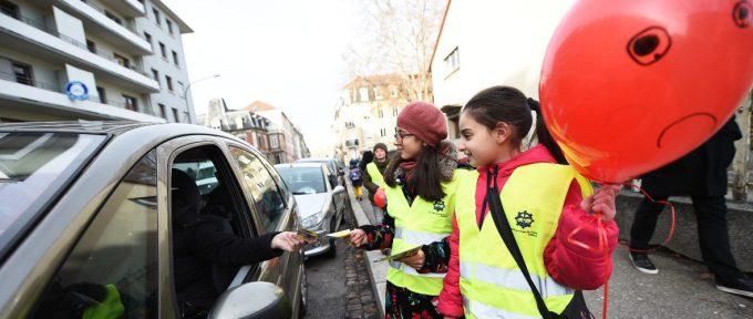 Code de la Route : les enfants imposent le respect !