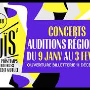 AUDITIONS ALSACE DES INOUIS DU PRINTEMPS DE BOURGES 2018